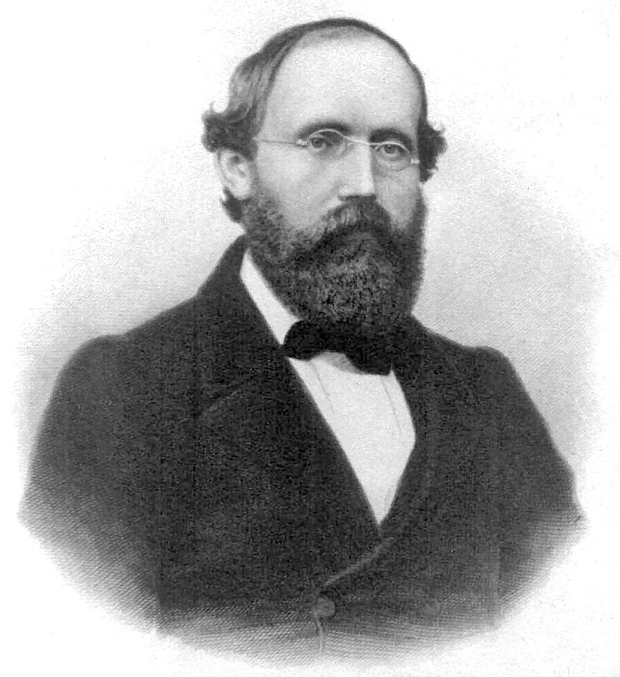 Bernhard Riemann en 1863